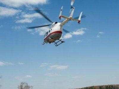 В Якутии пропал вертолёт