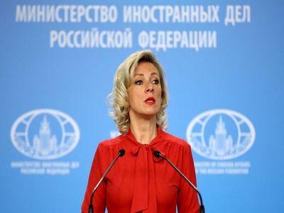 Zakharova: US Statements about Plans to Break through Kaliningrad Air Defense Are a Threat
