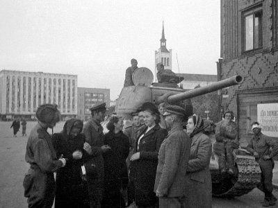 Минобороны РФ рассекретило документы, касающиеся освобождения Таллина