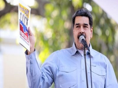 Maduro Thanks Russia for Supporting Venezuelan Sovereignty