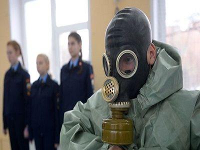 В Екатеринбурге театр оштрафовали за отсутствие противогазов и продуктов на случай войны