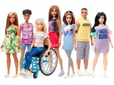 Mattel выпустила гендерно-нейтральную куклу Барби