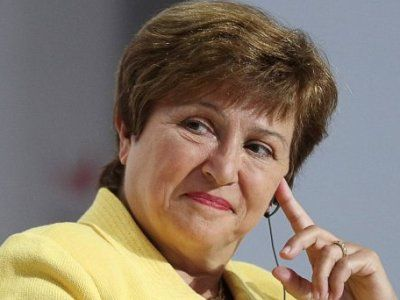 Bulgarian Economist Kristalina Georgieva Became a New Head of the IMF