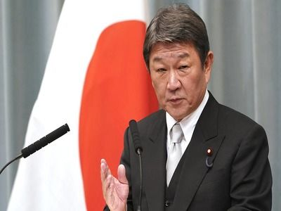 Japanese Foreign Minister Will Approach Mutual Benefit Talks with Russia