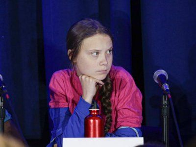 Greta Thunberg Changed Her Bio on Twitter after Putin's Words