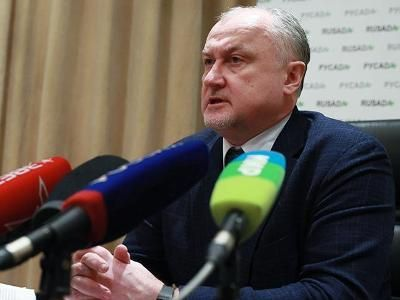 The Head of RUSADA Told about Possible Sanctions by WADA