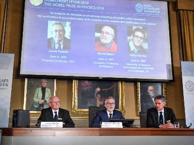 Scientists from Canada and Switzerland Became Nobel Prize Winners in Physics