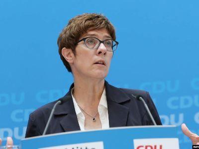 Merkel's Successor Made a Statement on Crimea and Russia