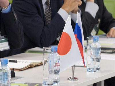 CEATEC Technology Exhibition with Russian Companies Opened in Japan