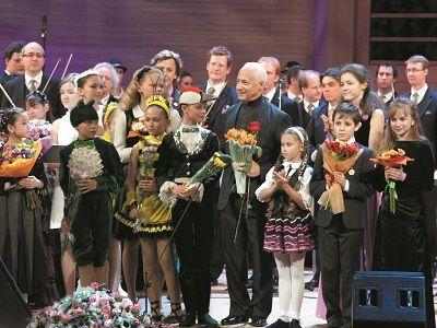 Благотворительный фонд Владимира Спивакова в год своего 25-летия откроет новый концертный сезон