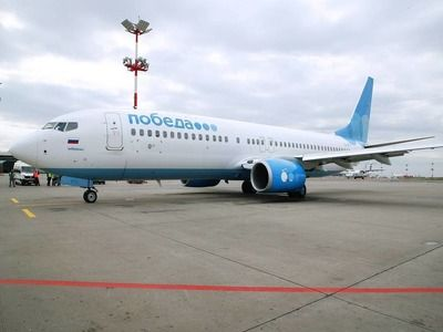 Media: Pobeda Will Raise Prices for Airline Tickets from Foreign Airports by about 40%