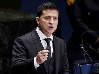 President of Ukraine Called the Conditions for the Withdrawal of Troops from the Donbass