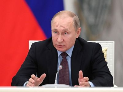 Putin Commented on the Situation in the Military-industrial Complex