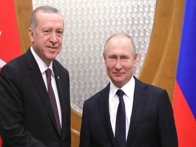 Kremlin Called the Topics of Upcoming Talks Between Putin and Erdogan
