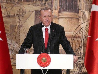 Erdogan Said That the Meeting with Putin Is Linked with a Truce in Syria