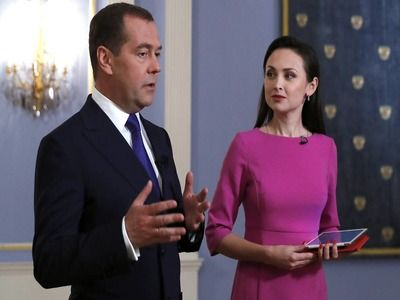 Medvedev Advocated Equal Conditions for Russian and Foreign Investors