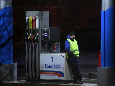 Experts Reported a Record Drop in Petrol Demand in Russia