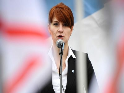 Slutsky: Butina Will Return to Russia Three Days After Her Release