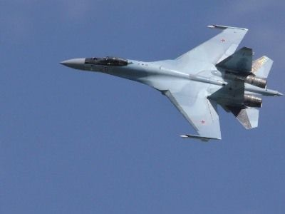 Turkey Is Negotiating on the Purchase of Russian Su-35 Fighters