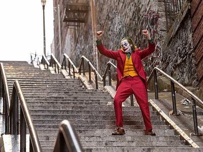 """Кинокартина """"Джокер"""" стала самым кассовым фильмом в категории 18+"""