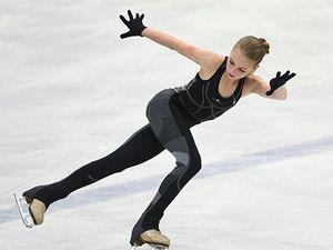 Трусова стала первой на этапе Гран-при в Канаде