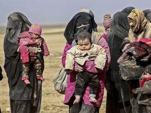 Пропавшие в Сирии российские женщины попросили о помощи в аудиозаписях