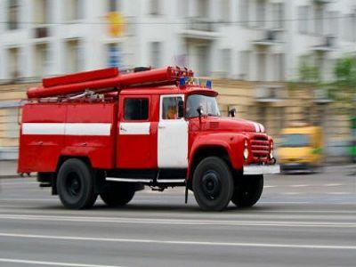 В центре Москвы из-за пожара эвакуировали торговый центр
