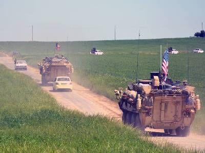 Пентагон собирается оставить на территории Сирии более полусотни военных