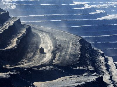 Russian Energy Ministry Expects Doubling of Coal Export to China Within 10 Years
