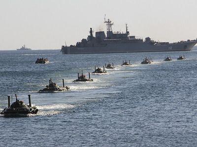 Адмирал объяснил, почему Украина беспокоится из-за укрепления Черноморского флота