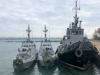 Russia Will Hand over Ships Detained a Year Ago in Kerch Strait to Ukraine