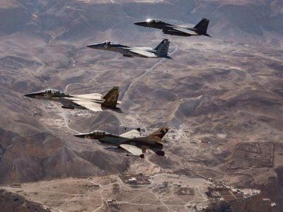 Israel Army Attacked the Territory of Syria