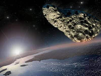 Russian Space Corporation Reported on an Asteroid Approaching the Earth