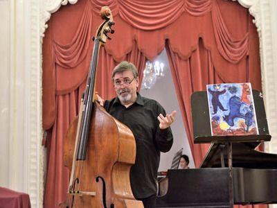 C 6 по 8 декабря 2019 в Санкт-Петербургской государственной консерватории пройдёт II Молодежный конкурс контрабасистов