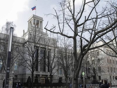 German Foreign Ministry Announces Two Employees of Russian Embassy as Persona non Grata