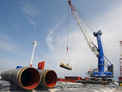 France Opposes US Extraterritorial Measures Against Nord Stream 2