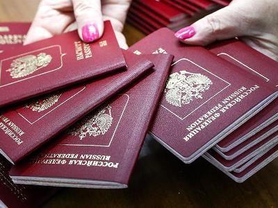 В МВД предлагают упростить украинцам и белорусам получение гражданства РФ