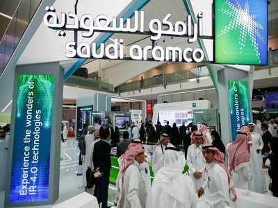 Price of Shares of Saudi Aramco on the First Day of Trading Amounted to 35.2 Rials