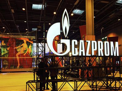 Gazprom Decided in Three Years to Start Directing 50% of Its Profits on Dividends