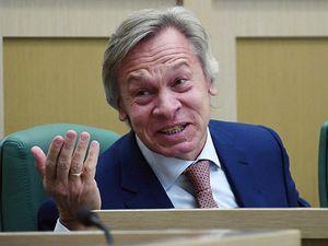 Пушков назвал идею Зеленского «убийством» Минских соглашений