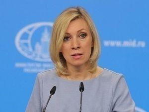 Захарова заявила о предвзятости зарубежных СМИ в освещении событий в России