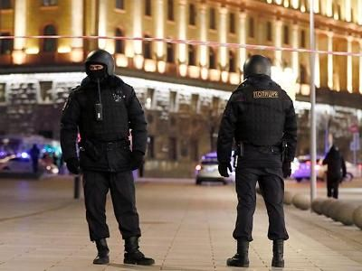 In Moscow, an Unknown Criminal Opened Fire Near FSB Building