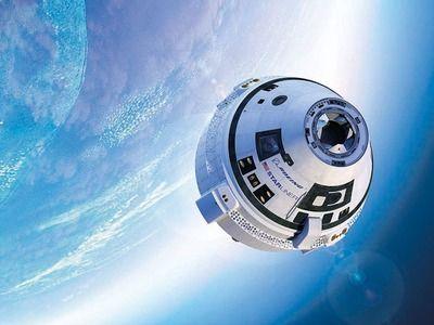 Из Флориды американский  корабль Starliner отправился в испытательный полёт к МКС