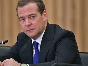 Медведев рассказал, при каких условиях с Украины будут сняты санкции