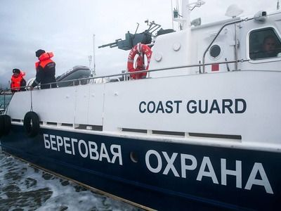 Japanese Ships Detained at Kuril Islands Return to Japan