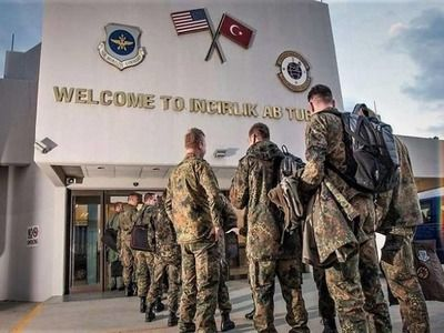 The United States Signed a Contract for Work at Incirlik Airbase for a Period until End of 2024