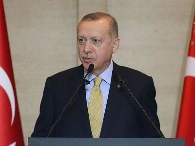 Erdogan Said Two Thousand Fighters of the Wagner Group Operate in Libya