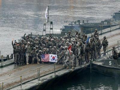 US No Longer Demands $ 5 Billion from South Korea for Joint Military Spending