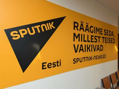 Russia Will Take Measures in Response to Further Oppression of Sputnik Agency by Estonia