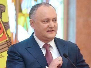 Додон назвал отличительную черту характера Путина